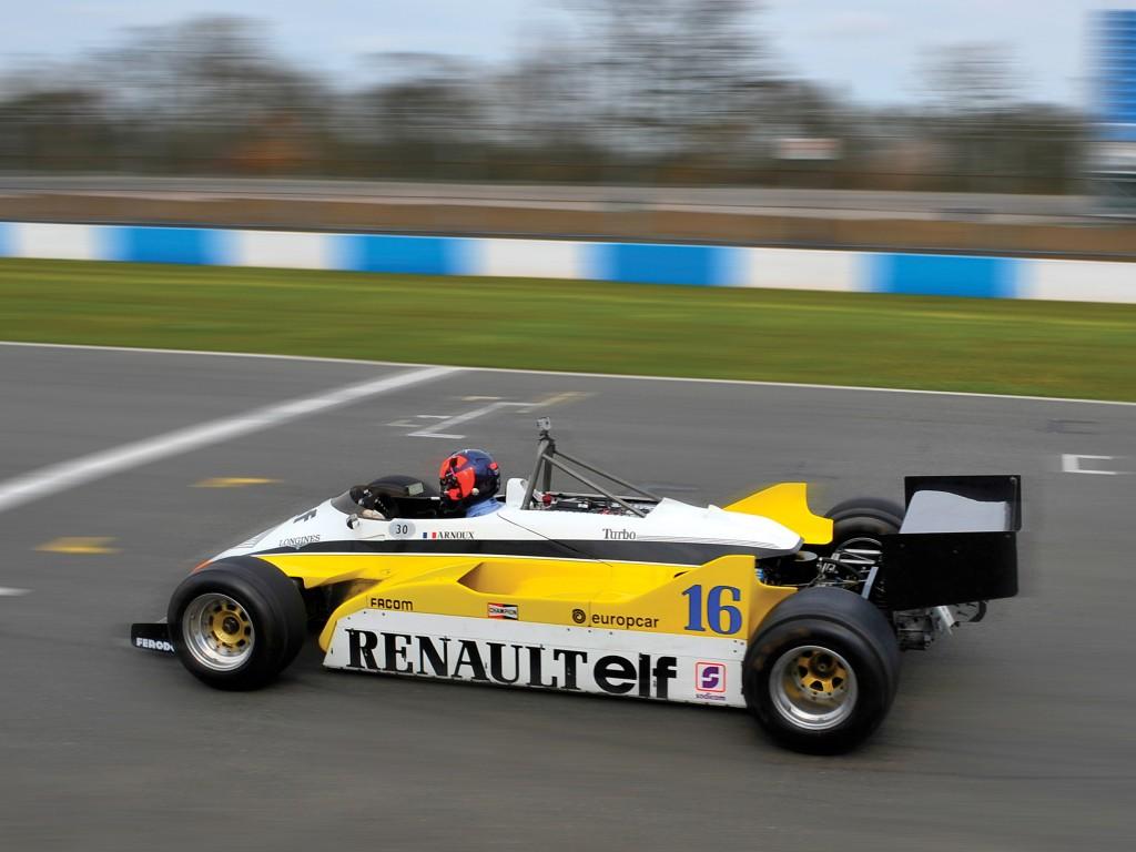 Renault RE30 -  RE30 B