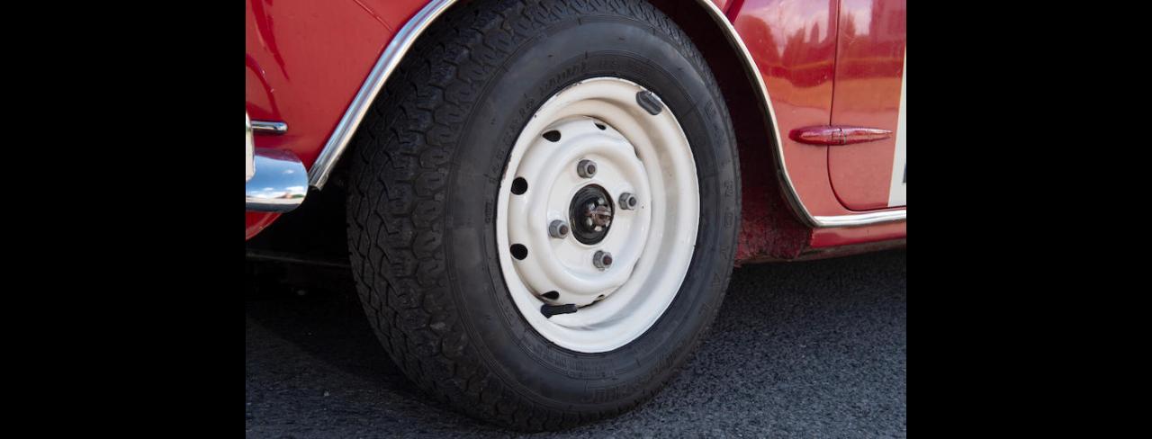 Austin Mini -  Cooper S Rally Works