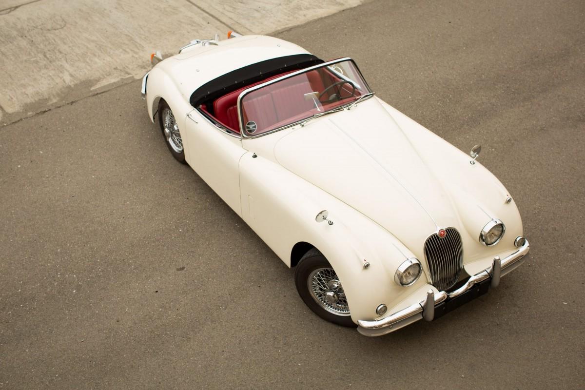 Jaguar XK 150