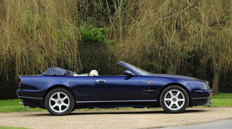 Aston Martin Virage  -  V8 Volante Long Wheelbase