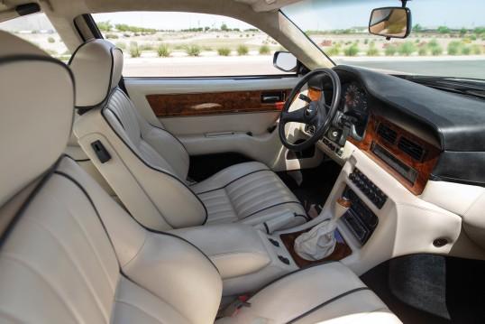 Aston Martin Virage  -  Coupe