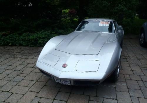 Chevrolet Corvette C3 -  Coupe L82 (1973)
