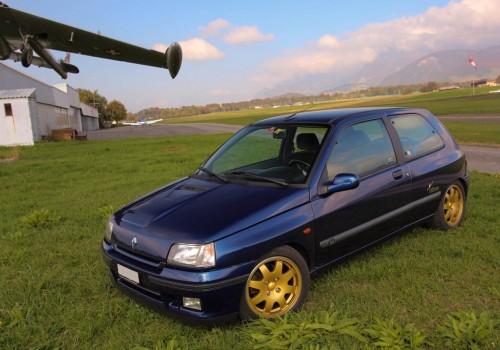 """Renault Clio -  Clio 1 - Williams """"Swiss Champion"""""""