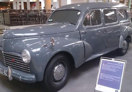 Peugeot 203 -  Commerciale