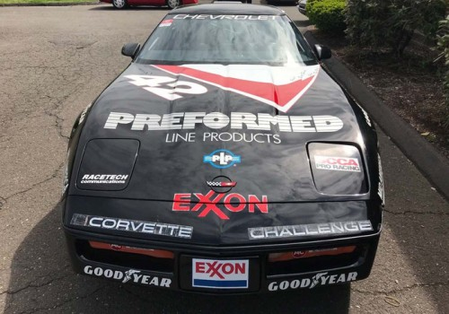 Chevrolet Corvette C4 -  Challenge Race Car (1989)