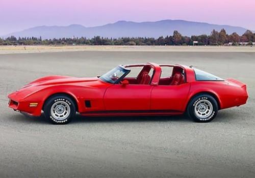 Chevrolet Corvette C3 -  America