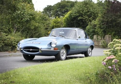 Jaguar Type E -  Série 1.5 2+2