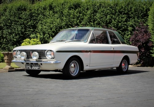 Lotus Cortina (28) -  Mark II