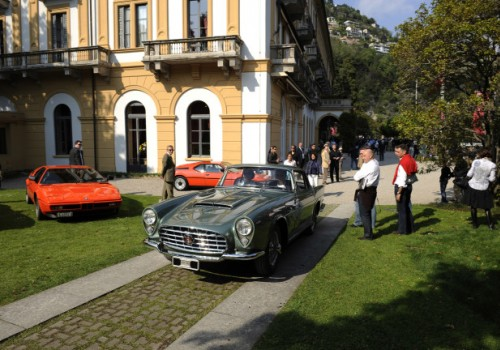 Jaguar XK 150 -  Ghia Aigle Coupe