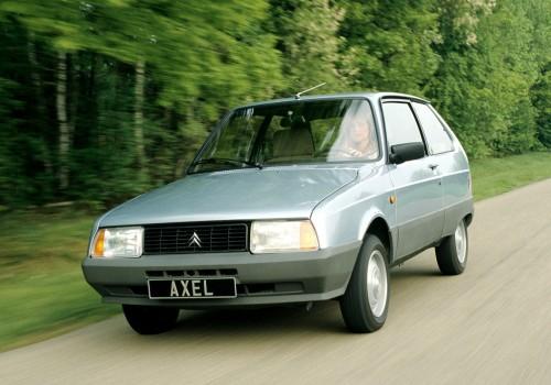 Citroën Axel -  11