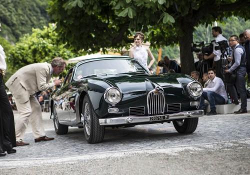 Jaguar XK 140 -  Zagato Coupe