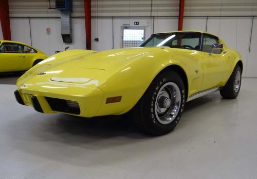 Chevrolet Corvette C3 -  Coupe L82 (1975)