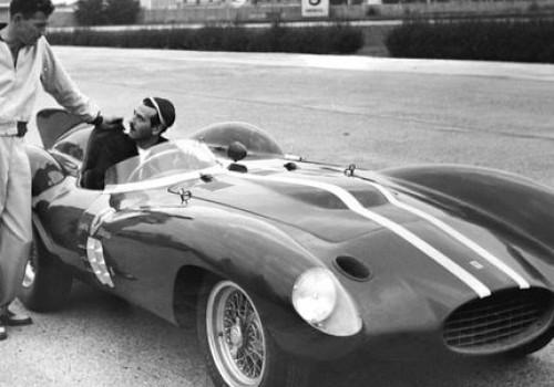 Ferrari 118 LM