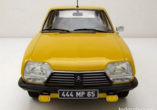 Citroën GSA -  X3 berline