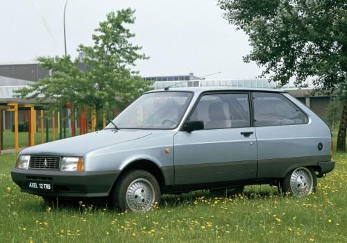 Citroën Axel -  12 TRS