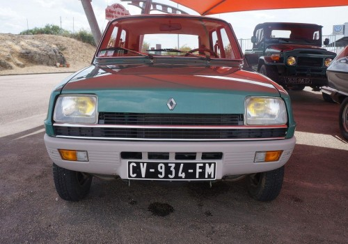 Renault R5 -  TL (phase 2)