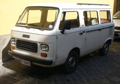 Fiat 900  T/E