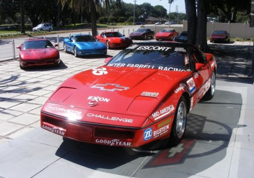 Chevrolet Corvette C4 -  Escort World Challenge R9G (1990)