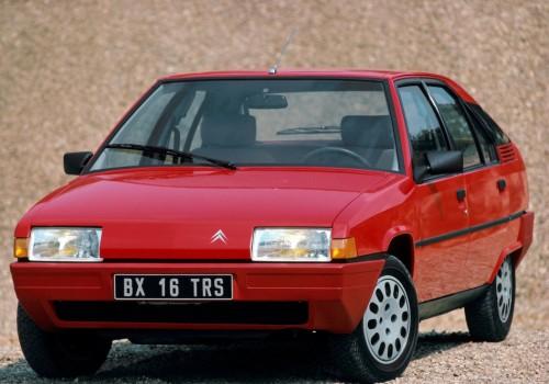 Citroën BX -  16 TRS (Phase I)