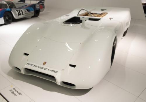 Porsche 917 -  PA 16 Cylinder