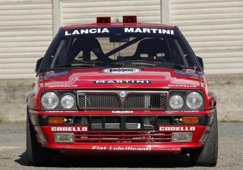 Lancia Delta HF -  Integrale 16V Groupe A