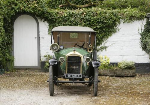 Peugeot Type 172