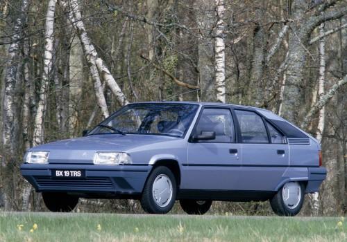 Citroën BX -  19 TRS