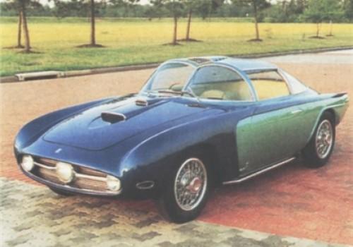 Lancia Aurelia -  B20 Raggio Azzuro I/Blue Ray