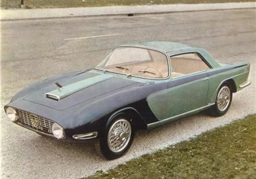 Lancia Aurelia -  B24 Raggio Azzurro II