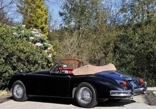 Jaguar XK 150 -  3.8 S Drop Head Coupe