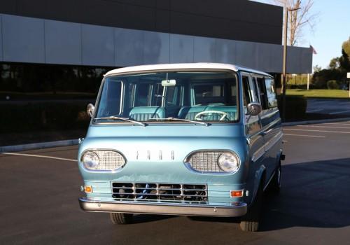 Ford Falcon  -  Station Bus-Club Wagon
