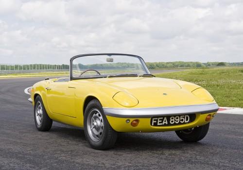 Lotus Elan -  Series 2