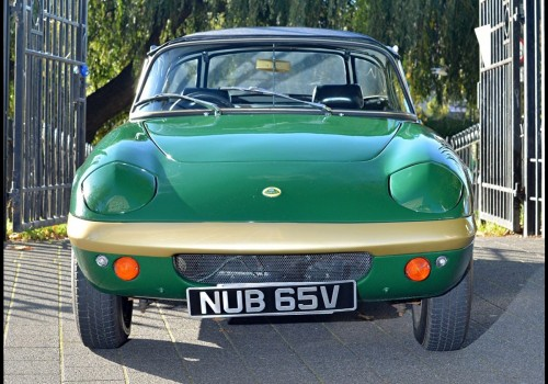 Lotus Elan -  Series 3 Drophead Coupe