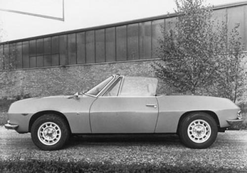 Lancia Fulvia Sport Zagato -  Spider