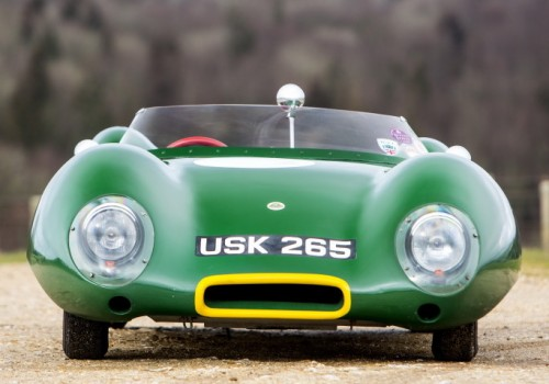 Lotus Eleven -  S2 Climax