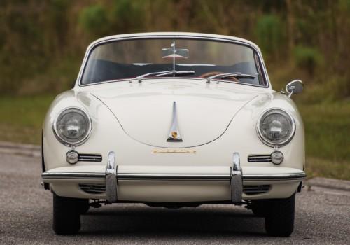 Porsche 356 B -  Super Cabriolet