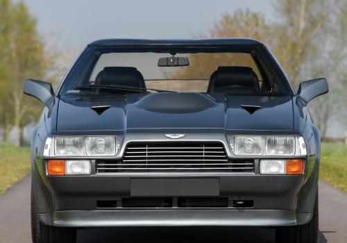 Aston Martin V8 Zagato -  Vantage Coupe