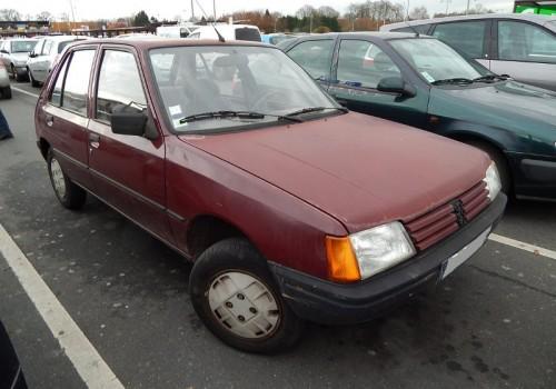 Peugeot 205 -  Serie I (741A/C) - 1.4