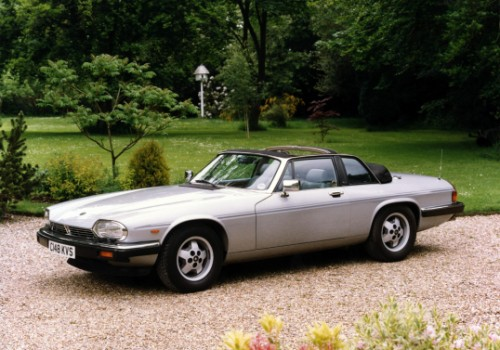 Jaguar XJ-SC -  Targa