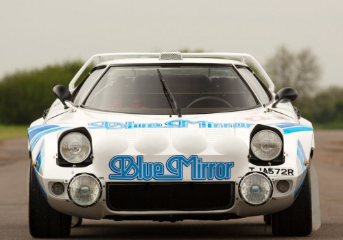 Lancia Stratos -  Group 4