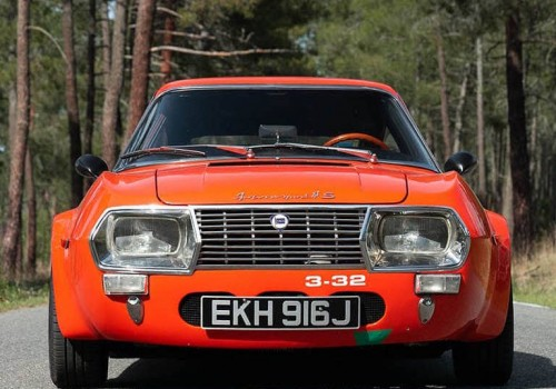 Lancia Fulvia Sport Zagato -  Competizione