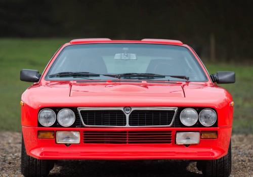 Lancia 037 -  Stradale