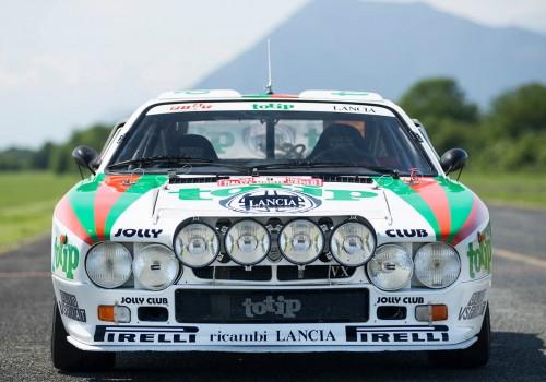 Lancia 037 -  Rally Evo 2 Group B