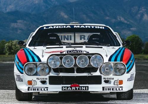 Lancia 037 -  Rally Evo 1 Group B