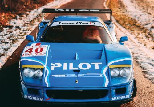 Ferrari F40 -  LM GTE
