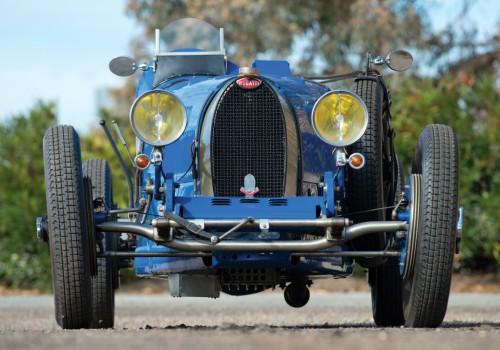 Bugatti Type 37 -  A