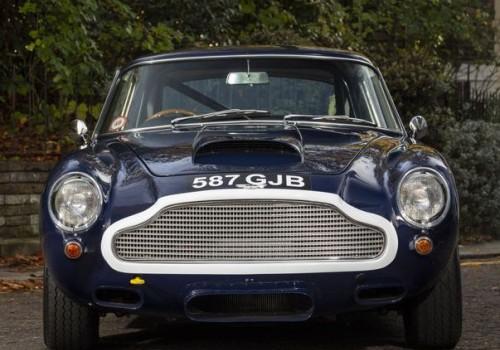 Aston Martin DB4 GT -  Lightweight