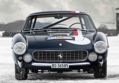 Ferrari 250 GT Lusso -  Berlinetta Competizione