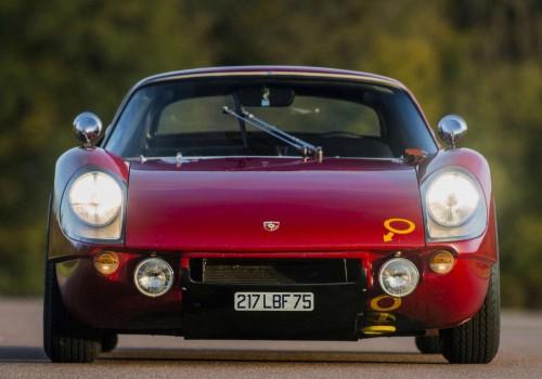 Porsche 904 -  Carrera GTS