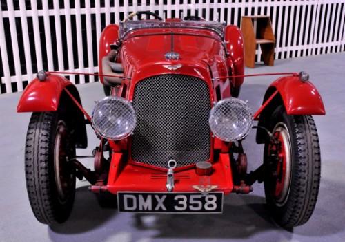 Aston Martin 2 Litres Speed Model -  Team Cars